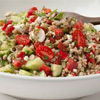 farro greek salad